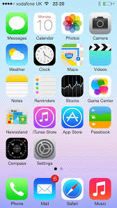 home screen icon design ios 7 release the home screen still looks ugly as ever