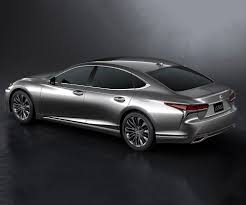 lexus ls interior 2017 2018 lexus ls u2013 an alternative help brand historical past