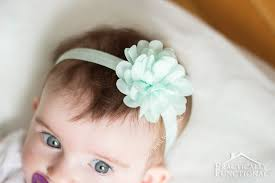flower headbands diy no sew baby flower headbands