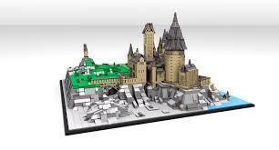 lego ideas model of hogwarts castle