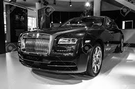roll royce wraith 2015 berlin march 08 2015 showroom full size car rolls royce