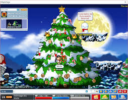 december 2016 christmas challenge maplesaga
