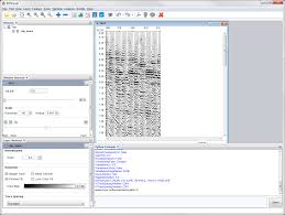 Map Python Python Apis For 2d Seismic Layers Scripting Intviewer With Python