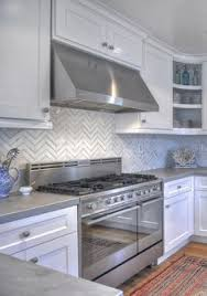 Chevron Marble Tile For Kitchen Backsplash For The Home - Herringbone tile backsplash