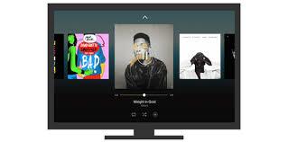 spotify on samsung smart tv spotify