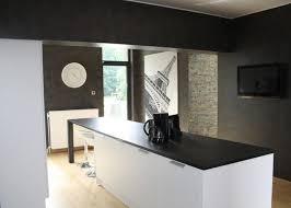 cuisine moderne avec ilot plan cuisine avec ilot central maison design bahbe com