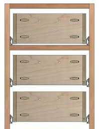Kitchen Cabinet Plywood How To Build Drawer Boxes
