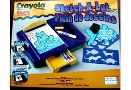 frommworks u2014 crayola sketch a lot