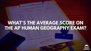 what u0027s the average score on the ap human geography exam albert io