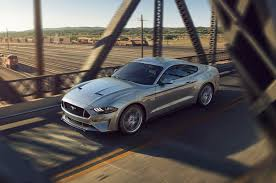 2018 ford mustang gt offers new quiet mode exhaust automobile
