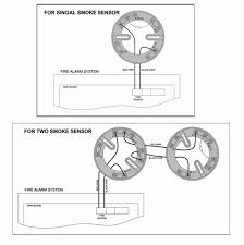 series 65 optical smoke detector wiring diagram series wiring