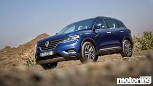 renault koleos 2017 review renault archives motoring middle east car news reviews and