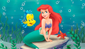ariel disney mermaid princess good role model ladies