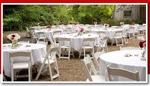 party rentals tables and chairs party rentals chairs tables tents china flatware glassware in