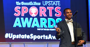 student athletes recognized at upstate sports awards