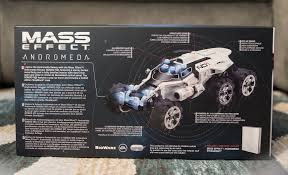 nomad mass effect no spoilers high quality pics of the diecast nomad replica