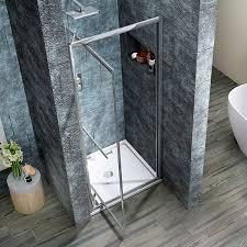 Infold Shower Doors Riviera 800 Infold Shower Door Riv800infold