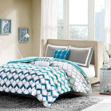 Turquoise Chevron Duvet Cover Comforters And Duvet Covers Collection On Ebay
