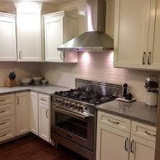my white classic kitchen remodel with my new italian verona range