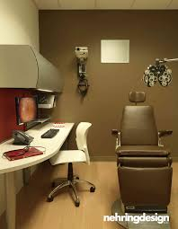 schell optometry optical office design wright design