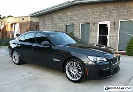 bmw 740m 2015 bmw 7 series m power package for sale in united states