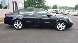 2007 black hyundai sonata 2007 hyundai sonata se for sale 99 used cars from 3 425