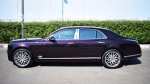 purple bentley mulsanne bentley mulsanne 2014 limited edition for sale aed 519 000 purple