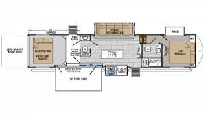 What Is A Dealer Floor Plan Xlr Thunderbolt Rv Michigan Xlr Thunderbolt Dealer Rv Sales