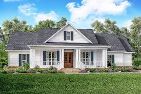 classic 3 bed country farmhouse plan 51761hz architectural