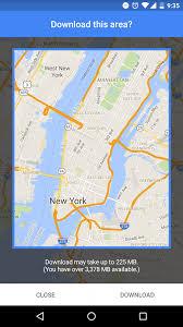 Offline Google Maps Saving Offline Areas In Google Maps