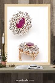 best 25 ruby ring designs ideas on pinterest art deco wedding