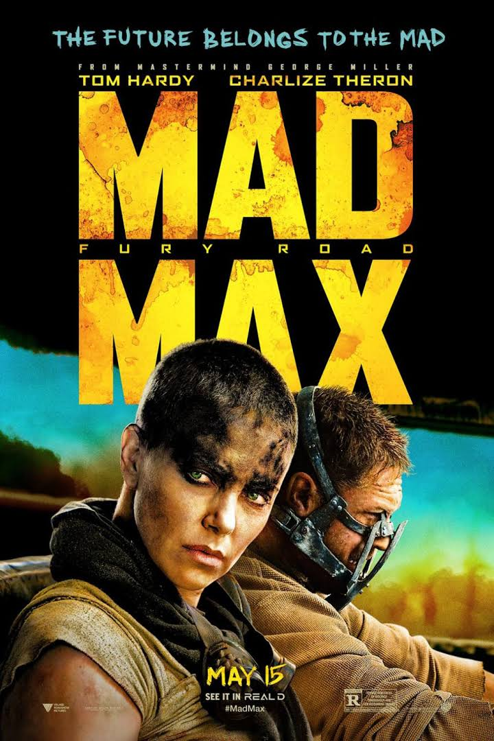 Mad Max Fury Road 2015 BluRay 480p 350MB Dual Audio Org ( Hindi – English ) MKV