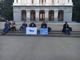 secessionists formally launch quest for california u0027s independence