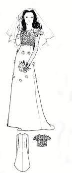 pattern drafting kamakura shobo wedding dress pattern page 126 of pattern drafting vol 3