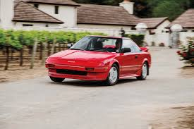 mr2 when magnum p i met mister two ferrari 308 vs toyota mr2