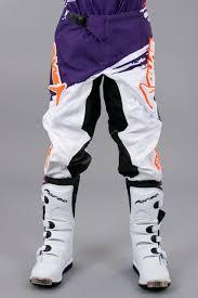 youth motocross boots alias youth a2 motocross pant orange u0026 purple now 13 savings 24mx