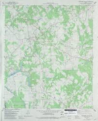Norris Lake Tennessee Map by