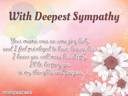 sympathy messages sympathy card messages exles all types of