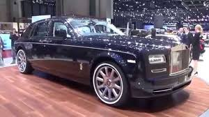 rolls royce phantom inside 2016 rolls royce phantom exterior and interior geneva motor