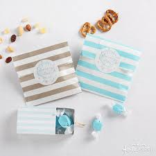 pretzel bags for favors how to make easy diy wedding welcome bags kate aspen
