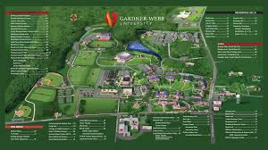 Kennesaw State University Campus Map by Gameday Gardner Webb University Athletics