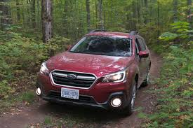 subaru outback 2018 vs 2017 2018 subaru outback review first drive a refresh with major updates