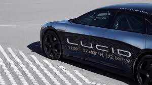Lucid 2 Video Lucid Air Alpha Speed Car Is A 217 Mph Luxury Ev 2 Images