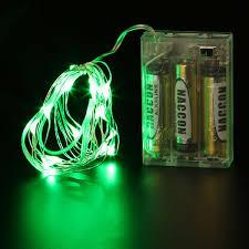 green led string lights 20pcs lot 5m flexible waterproof led string light outdoor garden