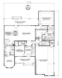 house plans with butlers pantry craftsman house plans home design ambrose boulevard 17663