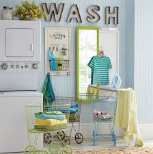 Laundry Room Decor Ideas Laundry Small Laundry Room Decorating Ideas Pinterest As Well As