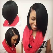 african american bob hair weave styles instagram post by atlanta based stylist hairbylatise