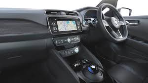 nissan leaf 2017 interior nissan leaf 2018 dimensions boot space and interior