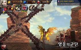 legion of heroes apk 영웅의 군단 apk free for android