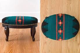 hs collection kilim ottoman homestead seattle